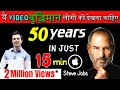 Must Watch Steve Jobs Stanford Commencement Speech 2005 Steve Jobs Speech In HINDI mp3