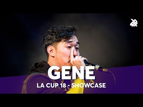 GENE | La Cup Worldwide Showcase 2018