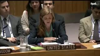 انتقادات لاذعة لروسيا في مجلس الأمن لدورها في سوريا