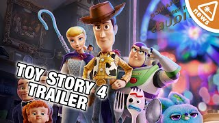 Toy Story 4s First Look Is Breaking the Internets Heart Nerdist News w Jessica Chobot