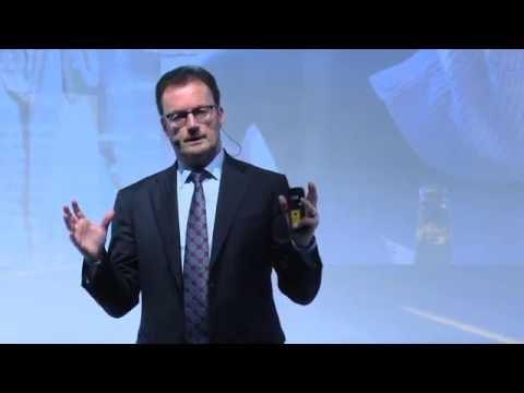 Rob Lloyd - Hyperloop as the 5th mode of transportation