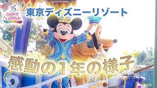 東京ディズニーリゾート 35周年の1年間の様子 / Happiest Celebration! thumbnail