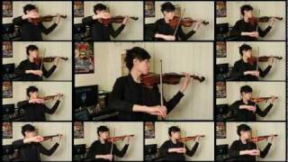 Repeat youtube video Skyrim Violin Cover