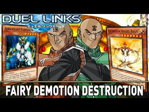 Paradox Brothers Demotion Fairy Deck | YuGiOh Duel Links Mobile PVP w/ ShadyPenguinn