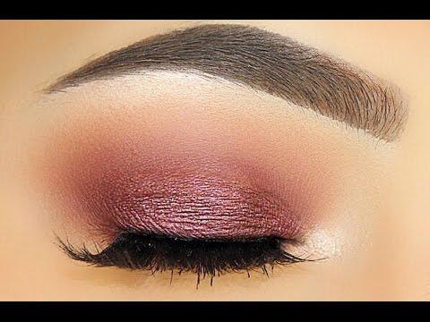 Burgundy/ Maroon Makeup - Sofie Bella