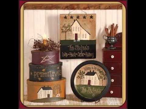 Country Kitchen Christmas Decorations