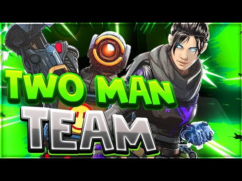Solid Two Man Team - Seagull - Apex Legends