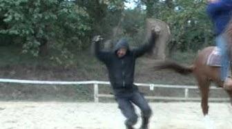A.R.G.O. PROFILM: sword fight stunts- Warriors and Kentaur teams training