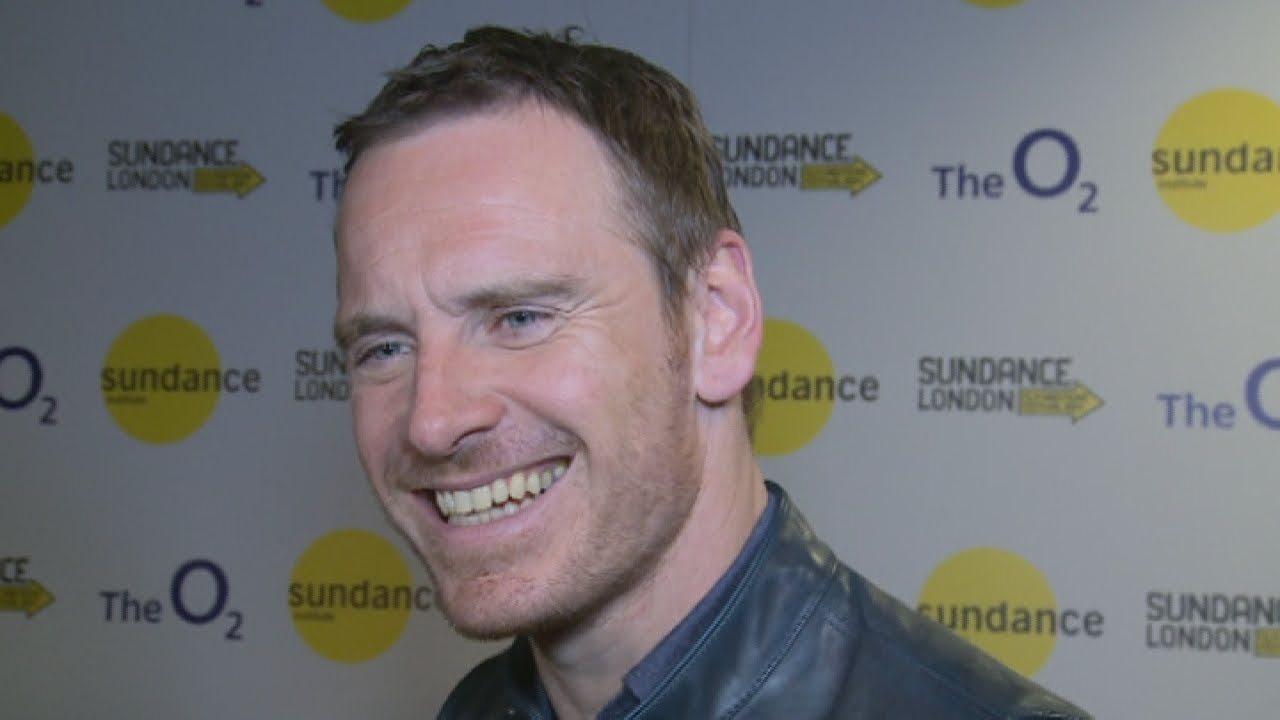 Michael Fassbender On His New Movie Frank And Getting -2918