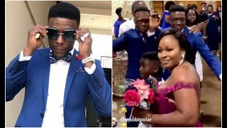 Best Man Boosie Wears A Suit For The First Time At Wedding