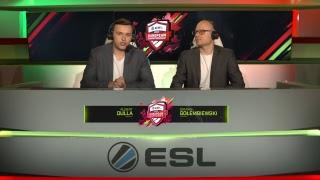 ESL Pro European Championship - kwalifikacje - Na żywo