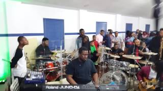 refuge temple cogic fall concert combined choir band video out