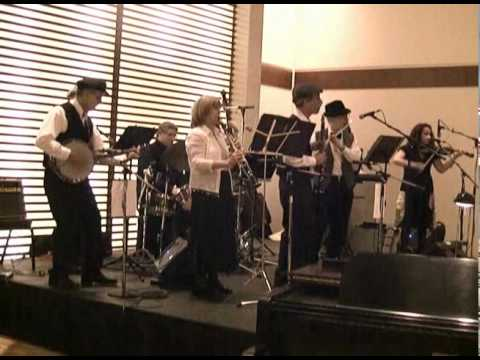 A Touch of Klez performs at the 3rd Annual Kosher Food Band Fundraiser
