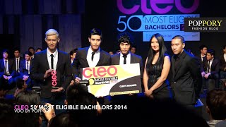 Cleo 50 Most Eligible Bachelors 2014 Show 2 (VDO BY POPPORY) [2/2] Thumbnail