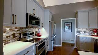 Before & After Kitchen Makeover / Remodel - KLM Builders
