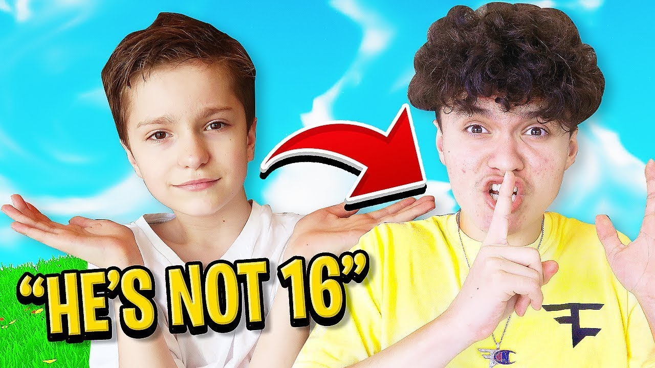FaZe H1ghSky1 EXPOSED FaZe Jarvis REAL AGE + video