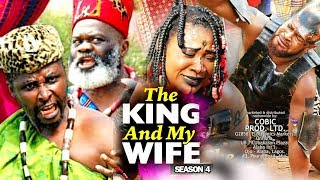 THE KING AND MY WIFE SEASON 4 - Mercy Johnson 2019 Latest Nigerian Nollywood Movie Full HD
