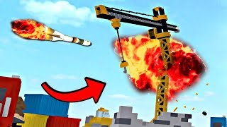 We Can Destroy EVERYTHING?!?? - Roblox Destruction Simulator