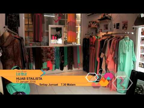 Hijabstailista TV9, promo Bangkok