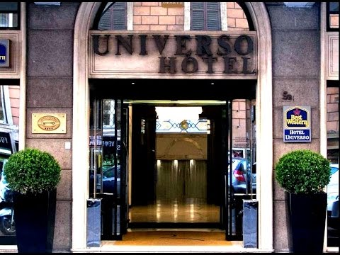 Best Western Hotel Universo 4* - Rome - Italy