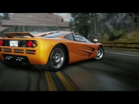 Need For Speed: Hot Pursuit - DLC: Triple Threat Content Pack Trailer (2011) NFS | HD