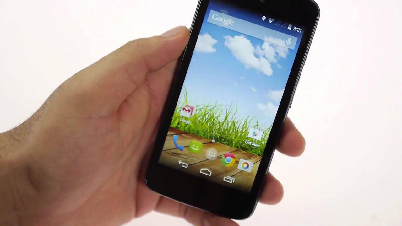 Micromax Canvas A1 AQ4501 Dual SIM Android Mobile Phone