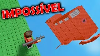 IMPOSSIBLE TO FALL THAT TOWER-DOOMSPIRE BRICKBATTLE ROBLOX