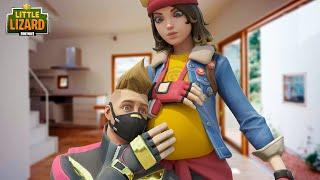 DRIFT AND SKYE ARE HAVING A BABY!!! - Fortnite Short Films