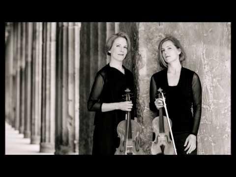 Robert Fuchs Duo Op. 60 Nr. 11 'Ziemlich langsam und äusserst zart' für Violine und Viola, Duo Wilke