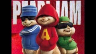 Pearl Jam Chipmunks Bushleaguer Bu$hleaguer Cover
