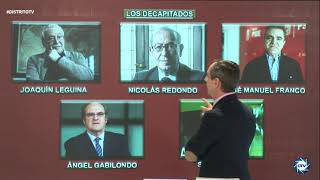 BRUTAL, EL INFORME DE CARLOS CUESTA,SACA A LA LUZ LA CACERIA DE SÁNCHEZ CONTRA LOS REBELDES DEL PSOE