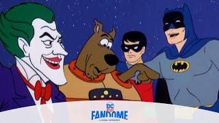 Scooby-Doo Meets Batman & The Joker! | The New Scooby-Doo! Movies | WB Kids