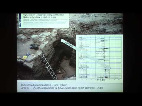 Tom Levy - Cyber-Archaeology and World Cultural Heritage: Insights from the Holy Land