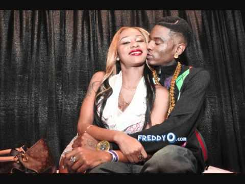 Soulja Boy Confirms Diamond Relationship