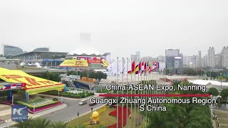 Explore the 17th China-ASEAN Expo, travel the world without going abroad