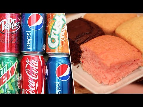 2 Ingredient Soda Cake Review- DIY Test #12