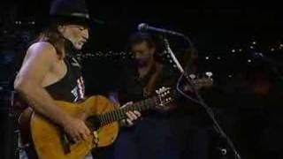 Willie Nelson - Blue Eyes Crying In The Rain (Live From Austin TX)