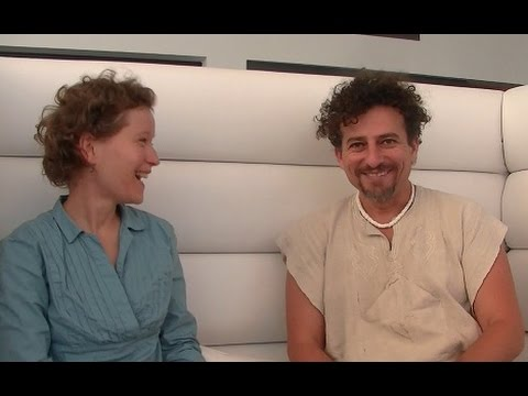 David Wolfe Interview in Amsterdam