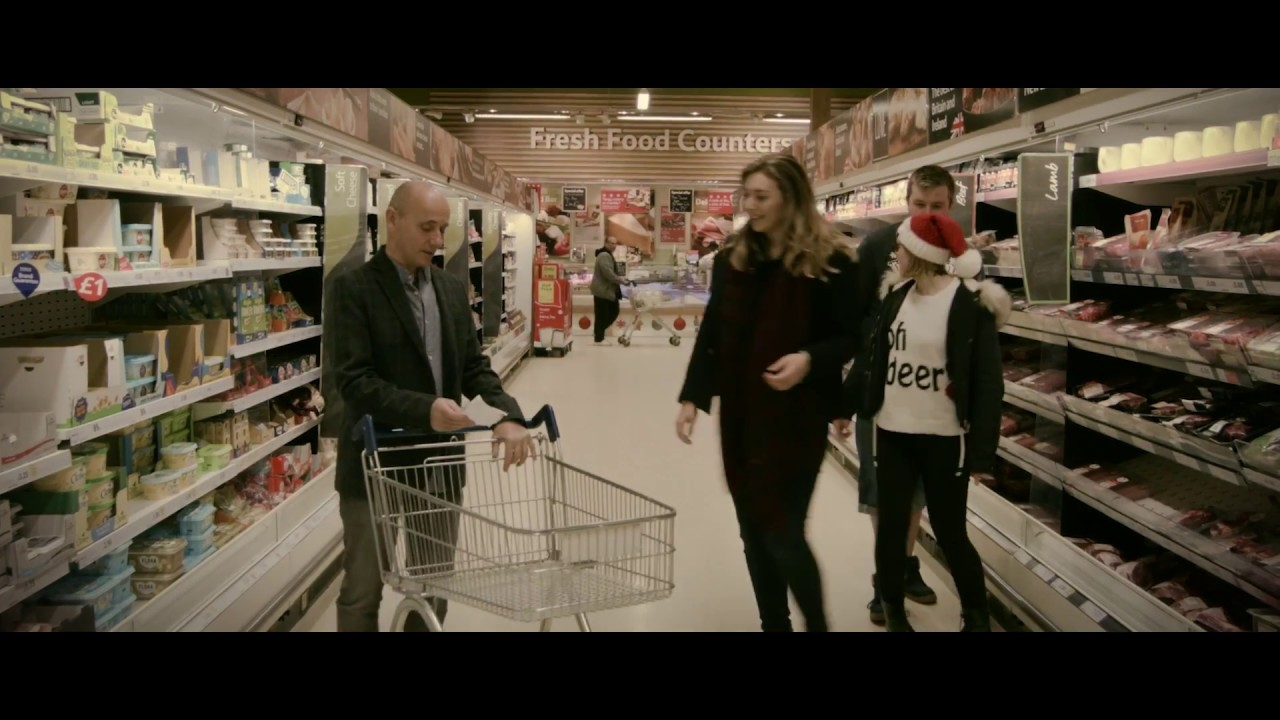 *STUDENT PROJECT* Tesco's (un-offical) Christmas Advert - Student Project