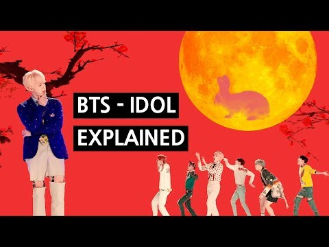 BTS - IDOL Explained by a Korean Mp3