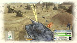 Valkyria Chronicles - Chapter 6 PC 60FPS HD Gameplay