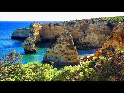 Exploring Portugal | Travel Video | Lisbon, Lagos, Benagil...