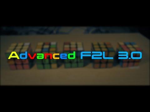 [CFOP] Advanced F2L 3.0