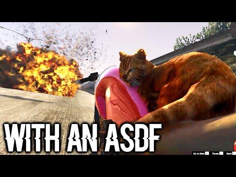 GTA 5 PC Animal Apocalypse (Mod)