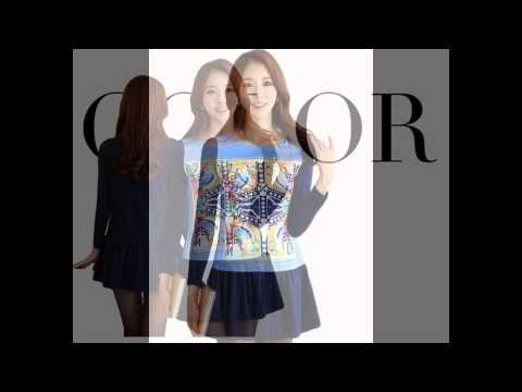 แฟชั่นชุดทำงานสวยๆ : ชุดเดรสสั้นพิมพ์ลายเก๋ๆ สีกรมท่า ชุดเดรสหวานๆ น่ารัก สไตล์เกาหลี