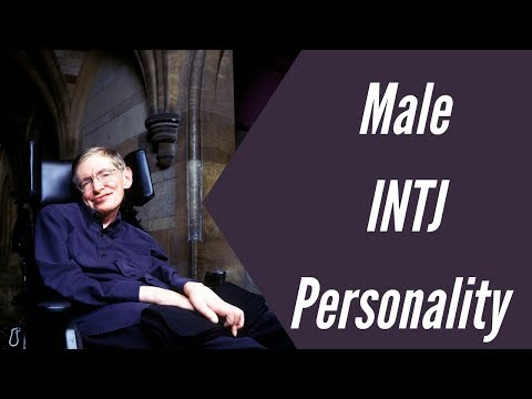 INTJ Men - INTJ Male Personality Type - Famous, Celebrities and Fictional