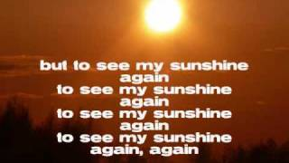 Jermiah My Sunshine lyrics