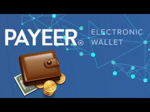 PAYEER кошелек для платежей в интернете. Регистрация аккаунта. Платежи по всему МИРУ