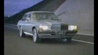 WB Series One Holden Caprice TV Ad.