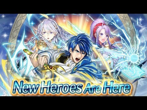 The Genealogy Banner is here! Let's try for our lords and saviors!